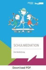 Miniatur Deckblatt Schulmediation Handreichung Kerstin Lück